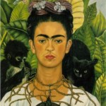 Frida Kahl0 - Self Portrait