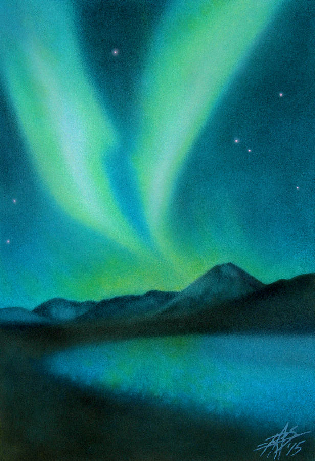 This image has an empty alt attribute; its file name is northern-lights-vlll-robin-street-morris.jpg